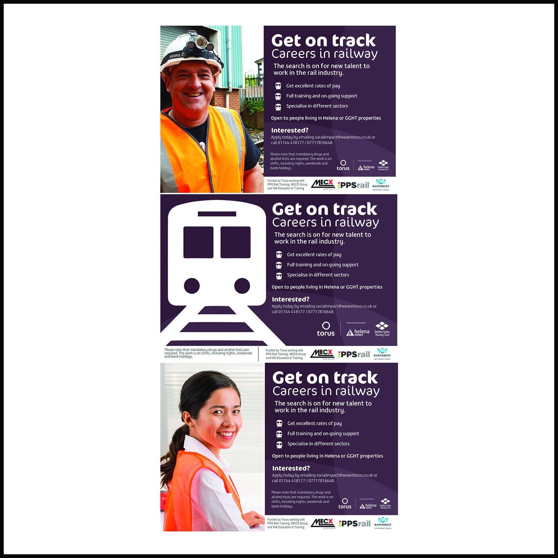 Rail Industry Flyer