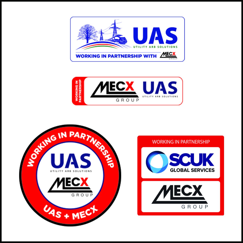 Rail Partnership Logos